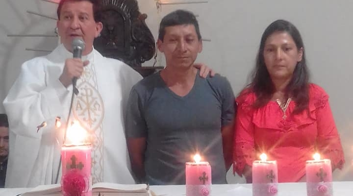 CAMINATA MARIANA A LA VICTORIA.